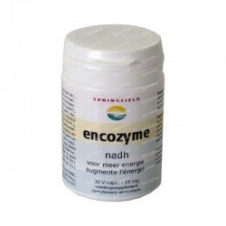 Encozyme nadh capsules 30 x 10mg