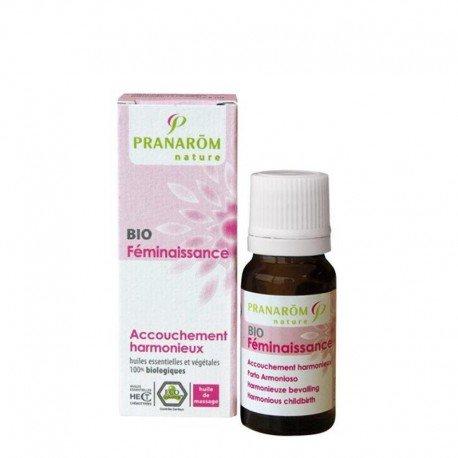 Pranarom Feminaissance pdt accouchement harmonieux BIO 5ml