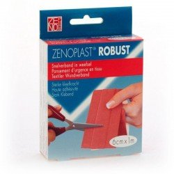 Zenoplast robust sparadrap 6cm x 1m