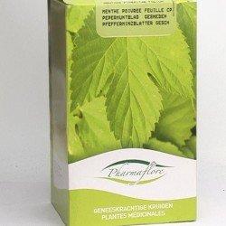 Pharmaflore menthe poivrée feuille cp 100g