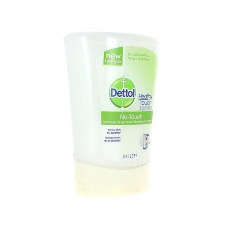 Dettol no touch recharge aloé vera 250ml