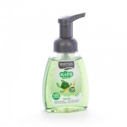 Bodysol: kids handwash mousse kiwi 250ml