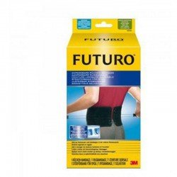 Futuro ceinture lombaire ajustable noire
