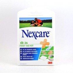 Nexcare : kit premiers soins trousse de secours NFK001