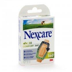 Nexcare confort 360 strip assort 30