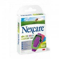 Nexcare Confort 360° strip brights 20