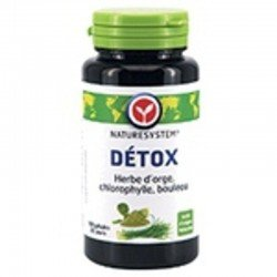 Detox box draineur dl8 pure natural pack