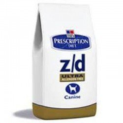 Prescription diet z/d canine ultra 10kg 5341m