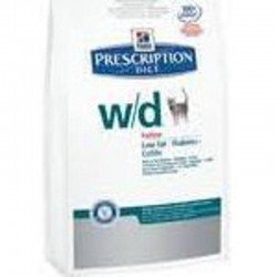 Prescription dietetique wd feline chats 5kg *4328m