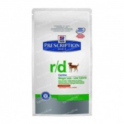 Hill's prescription diet rd canine chiens 12kg 6655m