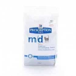 Prescription md feline dietetique chat 6 1.5kg 8685m