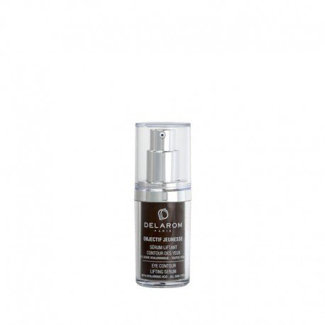 Delarom Serum liftant contour des yeux à l'acide hyaluronique airless 15ml