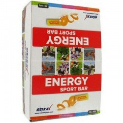 Etixx energy sport bar orange 1