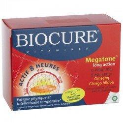 Biocure Megatone long action 60 comprimés