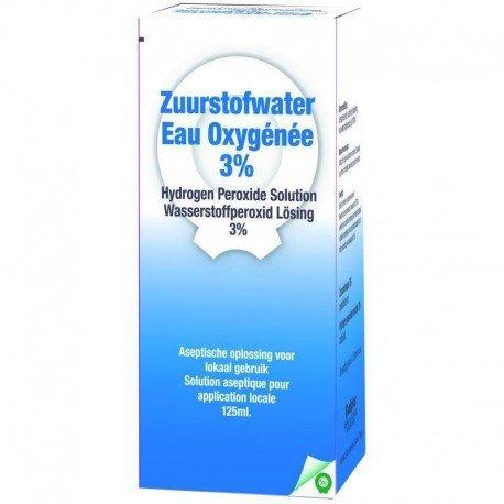 Qualiphar eau oxygénée stabilisée 3% 125 ml
