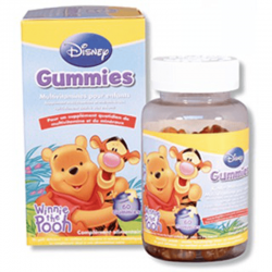Disney multivitamines enfant winnie the pooh