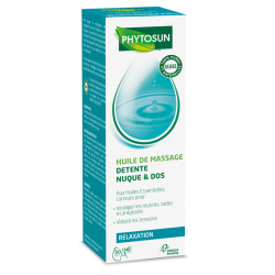 Phytosun massage detente nuque & dos 50ml