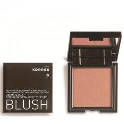 Korres Maquillage Blush Zea mays 45 Coral