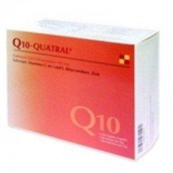 Q10+quatral 2x28 capsules