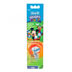 Oral-b Stages 3 brossettes refill eb10-3 Disney
