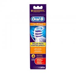 Oral-b Trizone refills 3 + 1 pièces