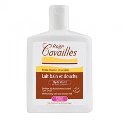 Rogé Cavaillès Lait bain douche hydratant peau sèche 750ml