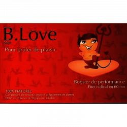 B.Love Man 6 sachets ( 2 boîtes)