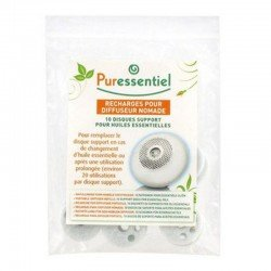Puressentiel Recharge diffuseur nomade (pack 10)