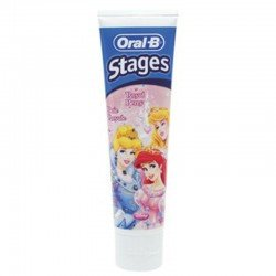 Oral-B Stages dentifrice princesse 75ml