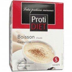 Protidiet Boisson cappuccino 5 sachets