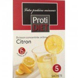 Protidiet Boisson citron 5 sachets
