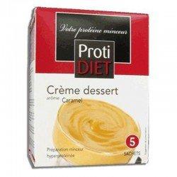 Protidiet Crème caramel 5 sachets