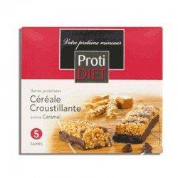 Protidiet Berre Céréale caramel 5 pièces