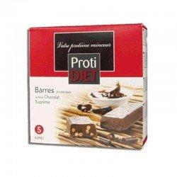 Protidiet Barres chocolat suprême 5 pièces