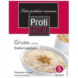 Protidiet Gruau erable-cassonade pot 500g