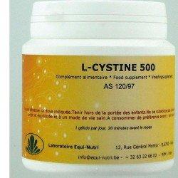 Equi-Nutri L-cystine 60 gélules 500mg