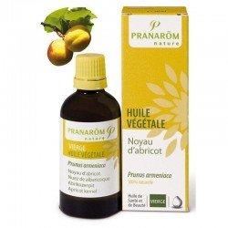 Pranarom Noyau abricot huile végétale 50ml