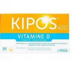 Laboratoire iprad Sante Kipos 400 blister comprimés 4x30