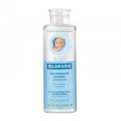 Klorane Bébé eau nettoyante micellaire sans rinçage 500ml