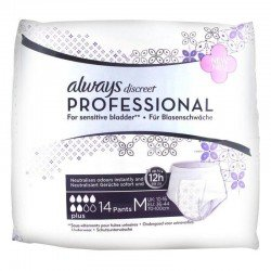 Always discreet Professional pants maxi M 14 ct