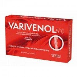 Teva Varivenol 30 comprimés enrobés (3018645)