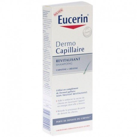 Eucerin Dermocapillaire shampoing revitalisant 250ml