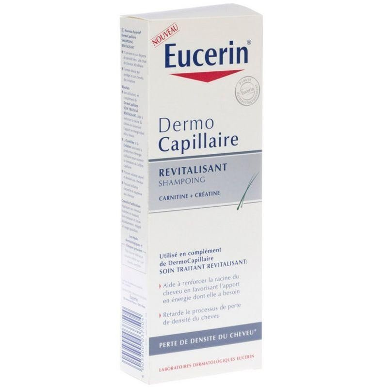eucerin dermocapillaire shampoing revitalisant 250 ml anti chute. Black Bedroom Furniture Sets. Home Design Ideas