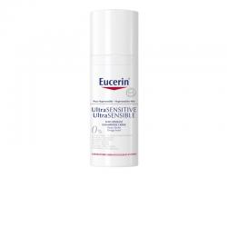 Eucerin Ultra sensible soin apais. peau seche 50ml