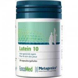 Metagenics Luteine 10 2% funciomed 30 capsules