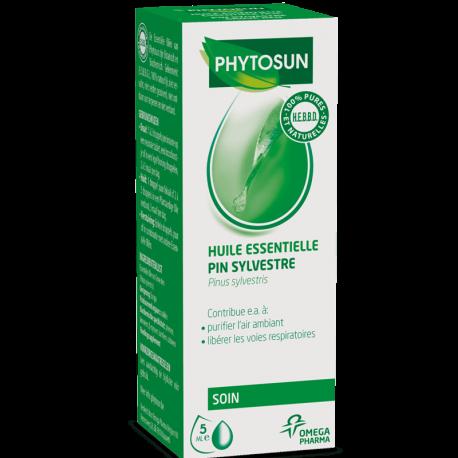Phytosun huile essentielle pin sylvestre 5ml