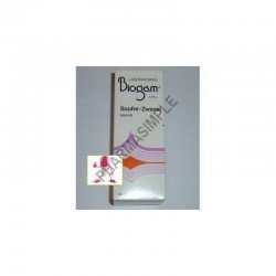 Biogam soufre (60ml)