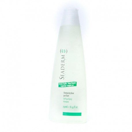 Seaderm shampooing doux purifiant 250ml