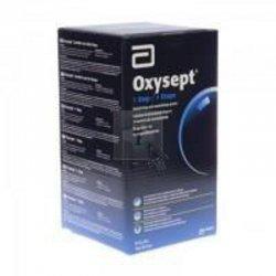 Oxysept 1 step 3m upgrade 3x300ml+90 comp + etui