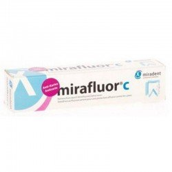 Mirafluor c dentifrice 100ml
